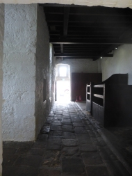 Stables at Aberdour Castle