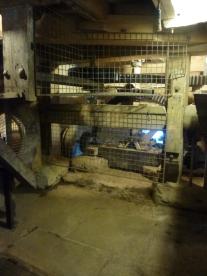 Inside Preston Mill