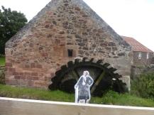 Jamie at Preston Mill